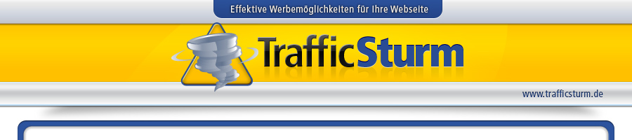 Traffic Sturm - Kostenlos Werbung schalten